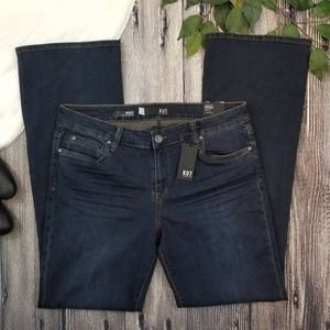 Kut from the Kloth Jeans - Kut from the Kloth NWT Natalie Bootcut Jeans